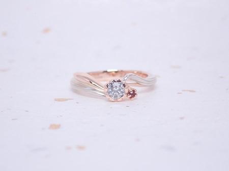 19112301木目金の婚約指輪_K001.JPG