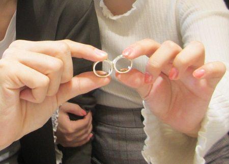 19112301木目金の結婚指輪_M001.JPG