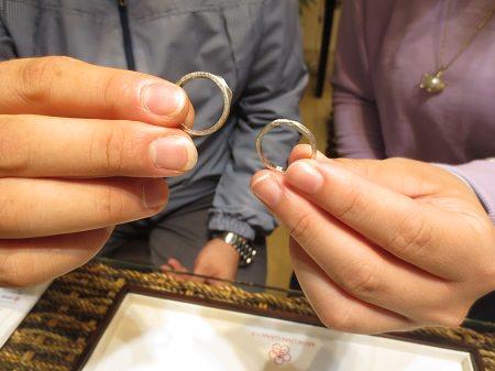 19112401木目金の婚約指輪・結婚指輪_OM002.JPG