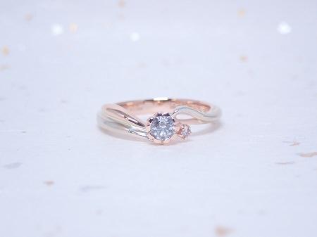 19112403木目金の婚約指輪_Y001.JPG