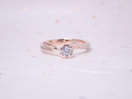 19112502木目金の婚約指輪B_001.JPG