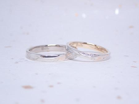 19112901木目金の婚約指輪と結婚指輪_R004.JPG