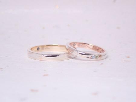 19113001木目金の結婚指輪_K001.JPG