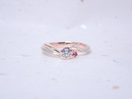 19120702木目金の婚約指輪_F002.JPG