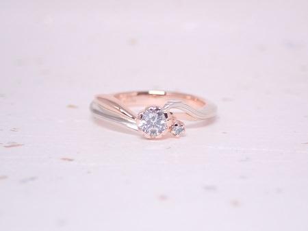 19120801木目金の婚約・結婚指輪_F002.JPG