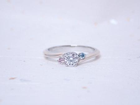 19121101木目金の婚約指輪_OM001.JPG
