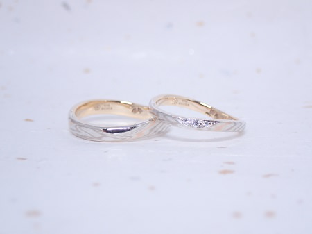 19121503木目金の結婚指輪_F002.JPG