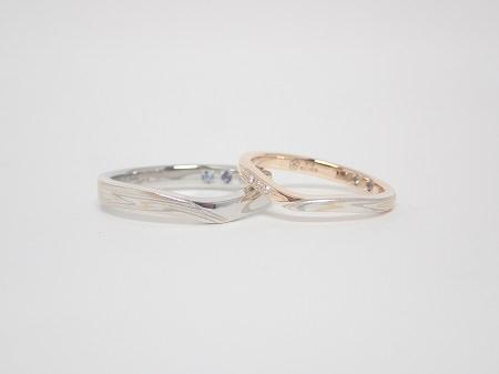 19122903木目金の婚約指輪と結婚指輪_R005.JPG
