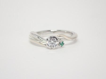 20011001木目金の婚約指輪_A001.JPG