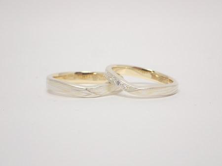 20011801木目金の婚約指輪と結婚指輪_M004.JPG