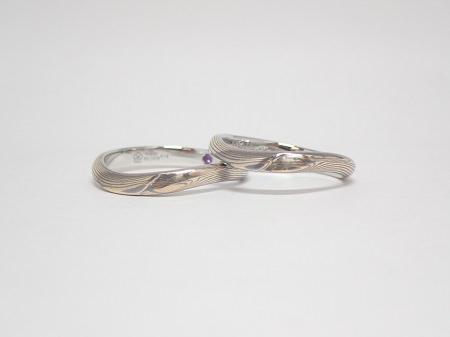 20020801木目金の結婚指輪U_003.JPG