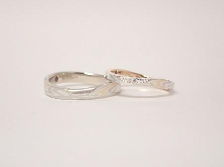 20020901 木目金の結婚指輪A_004.JPG