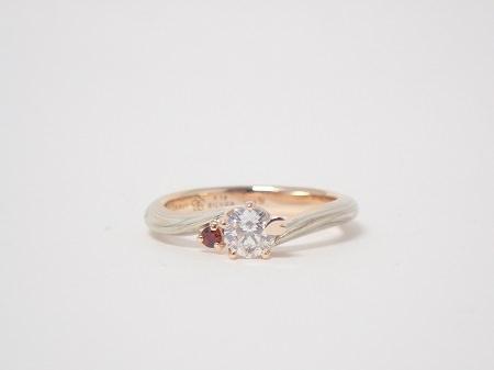 20020902木目金の婚約結婚指輪_E001.JPG
