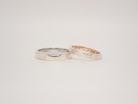 20022302木目金の婚約指輪と結婚指輪_D005.JPG
