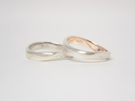 20022302木目金の結婚指輪M_004.JPG