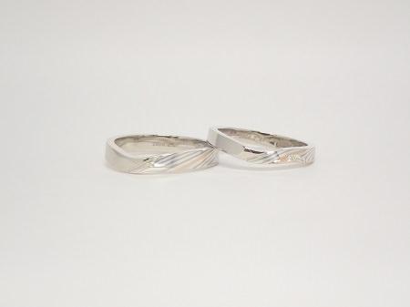 20022501木目金の婚約指輪・結婚指輪_OM004.JPG