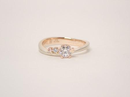 20030701木目金の婚約指輪結婚指輪M_003.JPG