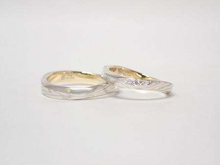 20031402木目金の婚約・結婚指輪_B004.JPG