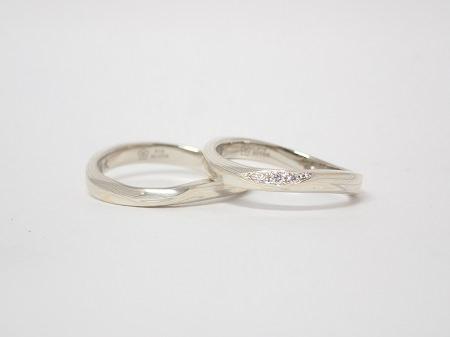 20032801木目金の婚約指輪・結婚指輪_B004.JPG