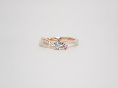 20052301木目金の婚約指輪_B001.JPG