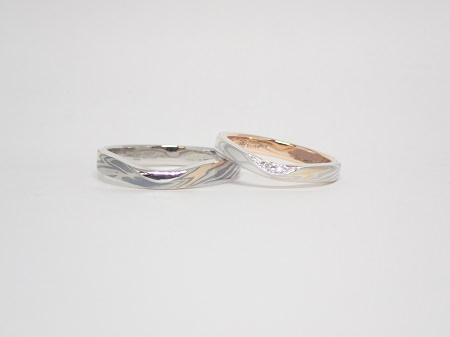 20052401木目金の婚約・結婚指輪-004.JPG