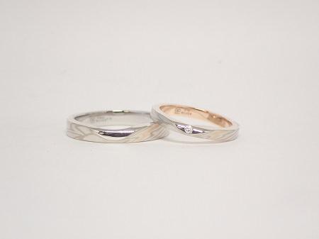 20053103木目金の結婚指輪_G003.JPG