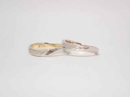 20060501木目金の婚約指輪・結婚指輪K_005.JPG