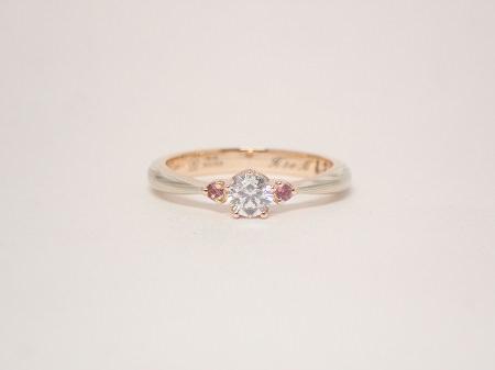 20060802木目金の婚約結婚指輪_Q003.JPG