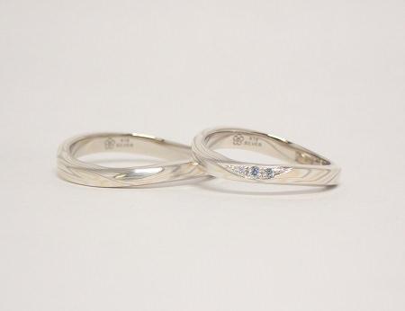 20062201木目金の婚約指輪 結婚指輪J_004'.JPG