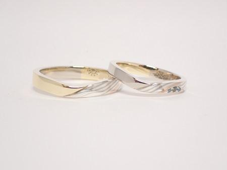 20062702木目金の婚約・結婚指輪_G004.JPG