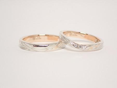 20070401木目金の結婚指輪_LH04.JPG