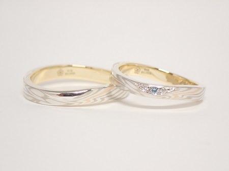 20071101木目金の結婚指輪_B003.JPG