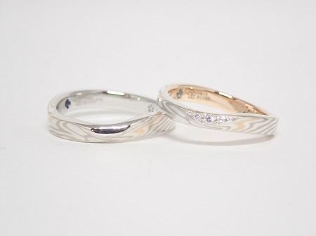 20071101木目金の結婚指輪_J001.JPG