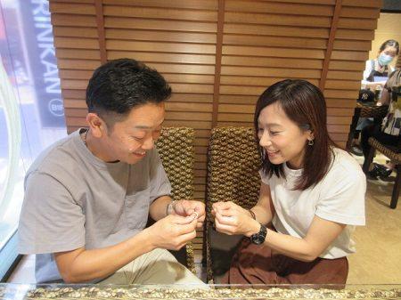 20071102木目金の結婚指輪_J002.JPG