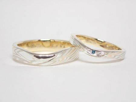 20071102木目金の結婚指輪_Q004.JPG