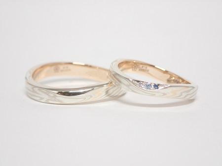 20071103木目金の結婚指輪_G004.JPG