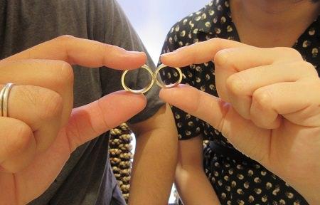 20071104木目金の結婚指輪_N001.JPG