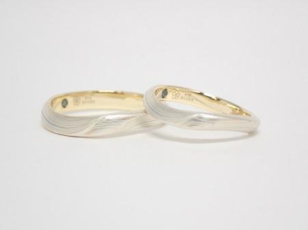 20071105木目金の結婚指輪_G003.JPG