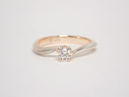 20071201木目金の婚約指輪・結婚指輪_B003.JPG