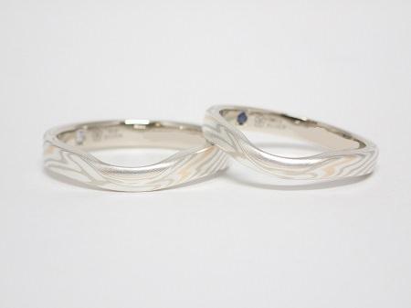 20071201木目金の婚約指輪・結婚指輪_B004.JPG