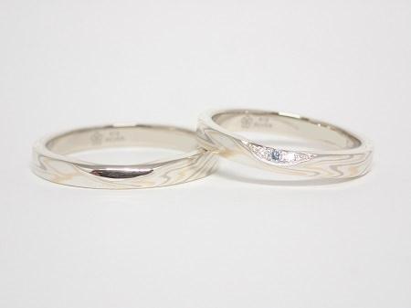 20071202木目金の婚約・結婚指輪_B004.JPG