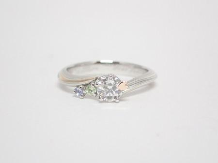 20071801木目金の婚約 結婚指輪001.JPG