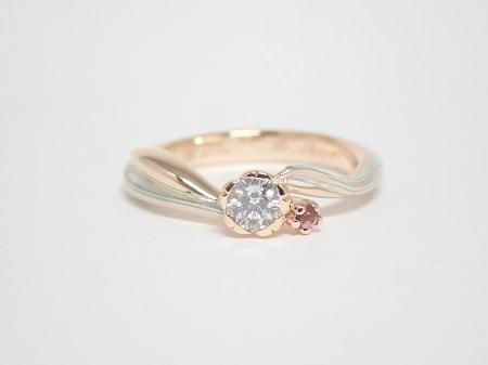 20071801木目金の結婚指輪_A001.JPG