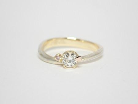 20072502木目金の婚約・結婚指輪_G003.JPG