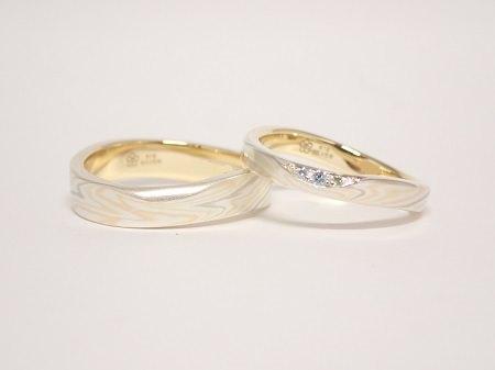 20072502木目金の婚約・結婚指輪_G004.JPG