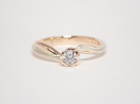 20072601木目金の婚約指輪と結婚指輪_D003.JPG