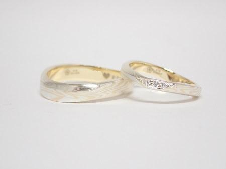 20073101木目金の婚約・結婚指輪_G004.JPG