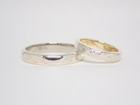 200802木目金の結婚指輪_G004.JPG