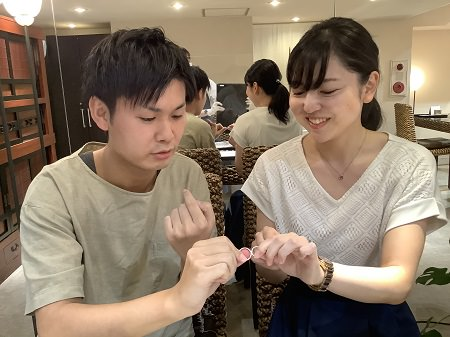 20080902木目金の婚約指輪結婚指輪_K002.JPG