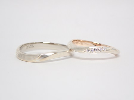 20082902木目金の婚約指輪と結婚指輪_A002.JPG